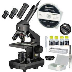 Микроскоп National Geographic 40x-1024x USB (с кейсом) 01907