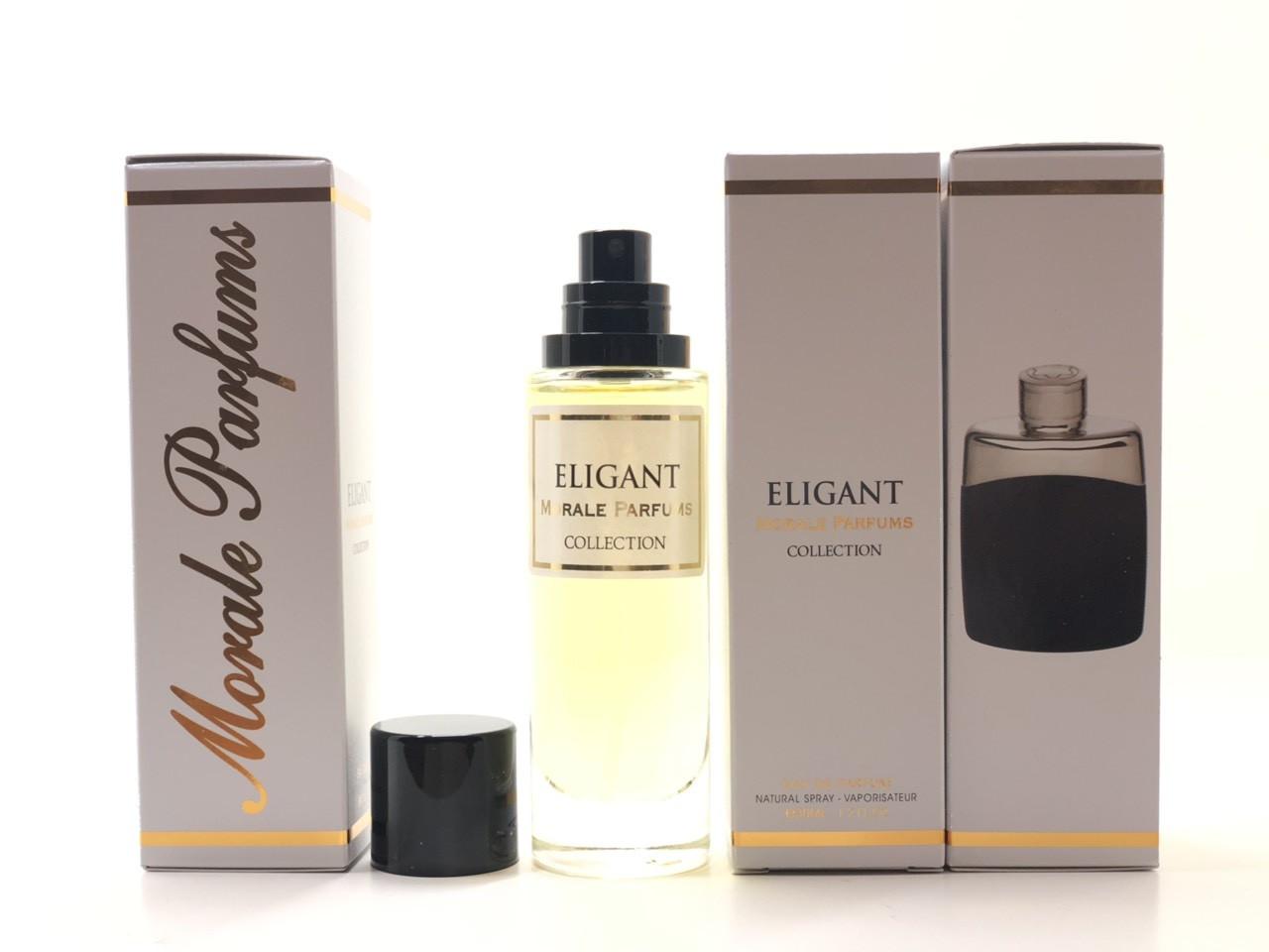 Чоловічий аромат Eligant Morale Parfums (Элигант Морал Парфум ) 30 мл