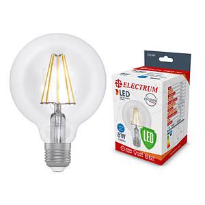 Светодиодная Лампа Electrum Ретро 8W E27 4000K (A-LG-1426)