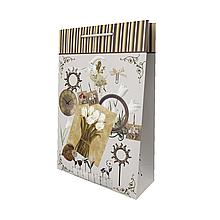 Пакет подарочный Sabona 24*36*9 см Сабона