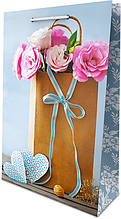Пакет подарочный Sabona 24*36*9 см Сабона ПВ 0785