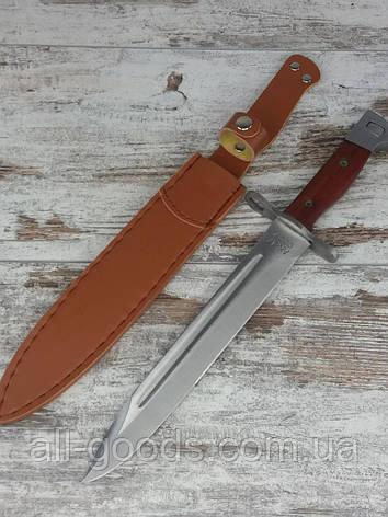 ШТИК НІЖ АК-47 ДОВЖИНА 34,5СМ / G50. Ніж для полювання, риболовлі та туризму. Мисливський ніж. Ніж для, фото 2