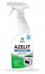 Средство для очистки от жира, копоти AZELIT 0,6л триггер GRASS (улучшенная формула)