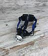 Налобний ліхтар Ліхтарик налобний Led ліхтар налобний Ліхтар налобний акумуляторний Ліхтар для риболовлі, фото 4