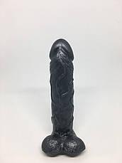 Мыло-член на присоске. Мыло антибактериальное в виде члена. Мыло пенис с присоской. Мыло в форме члена, фото 2