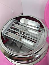 Аппарат для приготовления сахарной ваты Cotton Candy Maker. Домашний аппарат для сладкой ваты., фото 3