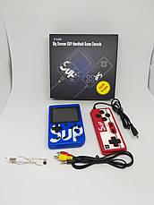 Ігрова приставка Game Box sup 400 ігор з джойстиком. Ігрова консоль ретро 8 біт 8bit Денді Dendy Сега SEGA., фото 2