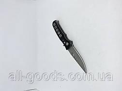 Ніж викидний 20 см D-888. Ніж складаний з запобіжником. Універсальний ніж для полювання, риболовлі та туризму, фото 3