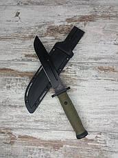 Тактический нож GERBFR 2148В в комплекте с универсальным выкидным ножом АК-29 / 21 см, фото 3