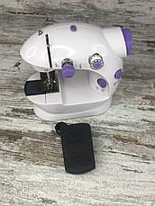 Електрична швейна машинка Побутова швейна машинка sewing machine для будинку Побутові швейні машини, фото 2