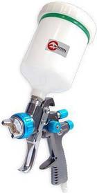 Краскопульт (краскораспылитель) Intertool LVLP 1.4мм, blue (PT-0134)