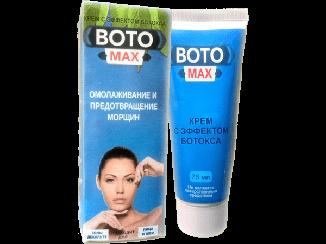 БотоМакс - крем-спрей от мимических морщин