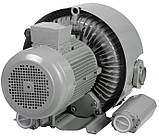 Компресор двоступінчастий для басейну Grino Rotamik SKS 80 2VM.B (88 м3/год) 0,7 кВт, фото 3