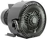 Компресор двоступінчастий для басейну Grino Rotamik SKS 80 2VM.B (88 м3/год) 0,7 кВт, фото 2