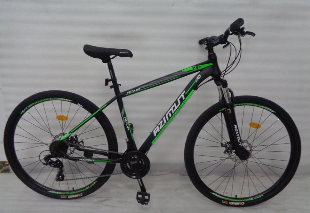 """Гірський велосипед 29"""" Azimut Aqua GFR/D"""