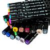 Скетч маркери для малювання Thiscolor 24шт / Набір маркерів для малювання, фото 3