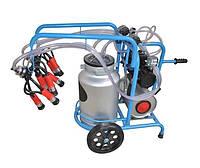Доильный аппарат для коров Tеhno MS DO2-1T (бак 40 л.)