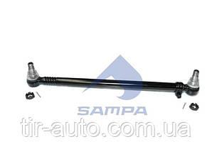 Тяга рулевая Рено Магнум продольная 720 мм ( SAMPA ) 097.151-01
