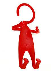 Универсальный держатель S2G BUTLER MAN красный