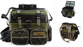KONGER рибацький рюкзак-сидіння 01914