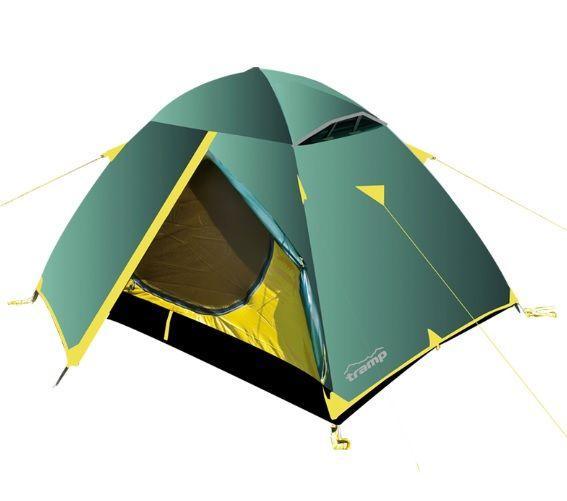 Палатка туристична тримісна Tramp Scout 3 V2 TRT-056