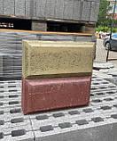Блок рваний на стовпи двосторонній, фото 3