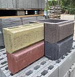 Блок рваний на стовпи двосторонній, фото 8