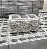 Блок рваний на стовпи двосторонній, фото 10