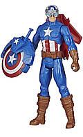 Фигурка Hasbro Marvel Avengers Capitan America с аксессуарам