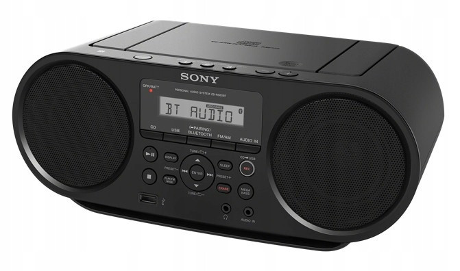Магнітола Sony ZS-RS60BT
