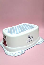 Подставка для ног Tega Baby Кролики, white