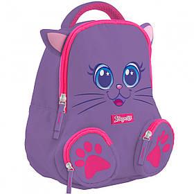 """Рюкзак дитячий 1Вересня K-38 """"Little kitty"""""""
