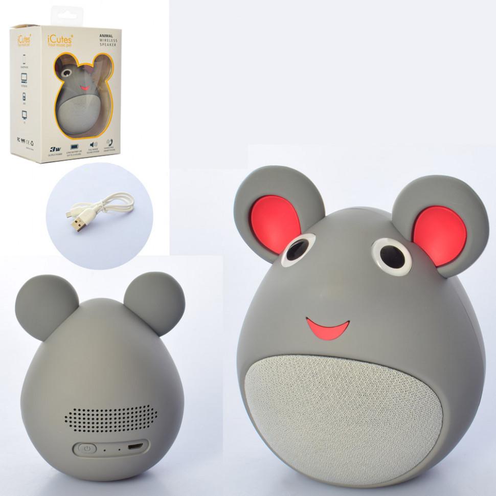 Колонка мишка MB-M919 (MB-M919 (Grey))