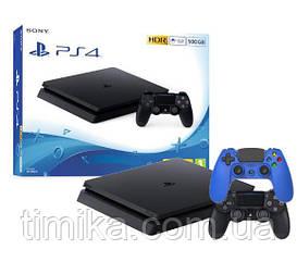 Sony PlayStation 4 Slim 500GB + pad Q-SMART QSP403 COBRA