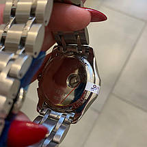 Мужские наручные часы Тиссот металлические Tissot T-Classic Couturier Chronograph Steel Silver-Black, фото 3