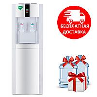 Кулер для воды с холодильником ViO X172 FCF White
