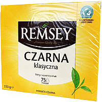 Чай чорний Remsey Black Tea Klasyczna - 75 шт