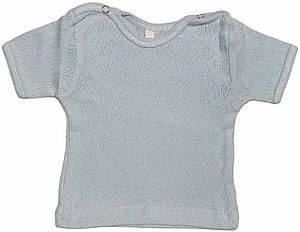 Дитяча футболка на хлопчика зростання 56 0-2 міс для новонароджених малюків однотонна ажурна трикотажна блакитна