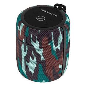 Портативная Bluetooth Колонка Hopestar P25 (камуфляж)