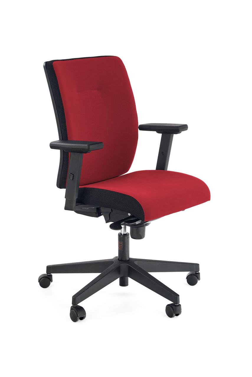 Комп'ютерне крісло POP Halmar чорний/червоний