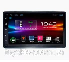 "Автомагнітола двухдіновая H-1801A/1617 (7""LCD екран,Android 6.0,MP3,MP4"