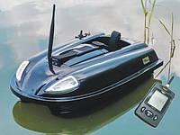 Кораблик для рыбалки Carp Cruiser Boat -XL-F7 с эхолотом Lucky FFW718 для карповой ловли с нижним сбросом