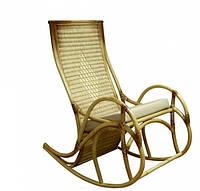 """Кресло-качалка """"Каприз"""", Мебель из ротанга"""