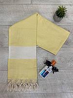 Пляжний рушник Zeron бавовна 100х180 ZR467