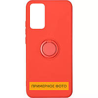 Чохол TPU Candy Ring для Oppo A53 Червоний / Red