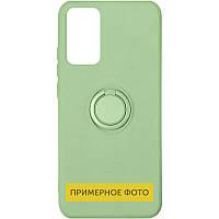Чохол TPU Candy Ring для Oppo A53 М'ятний / Mint