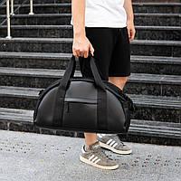 Мужская спортивная сумка HAMMERSport черная, фото 1