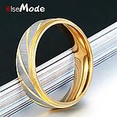 Модное кольцо из нержавеющей стали Stainless Steel