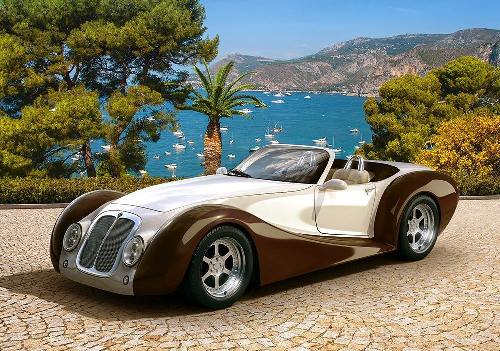 "Пазли 500 ел. Castorland ""Roadster in Riviera"" 53094"