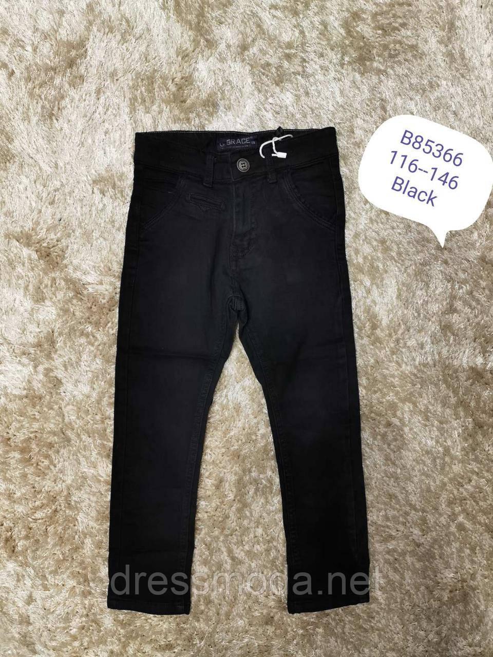 Котоновые брюки для мальчиков Grace 116-146 р.р